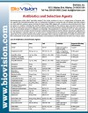 Antibiotics and Selection Agents Flyer