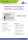 sTREM-1 ELISA Product Flyer