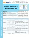 Simplify Your Research With Biovision's BSA