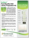 EpiNext� Post-Bisulfite DNA Library Preparation Kit