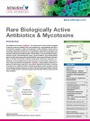 Rare Biologically Active Antibiotics & Mycotoxins