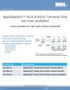 QuickSwitch™ HLA-A*03:01 Tetramer Kits