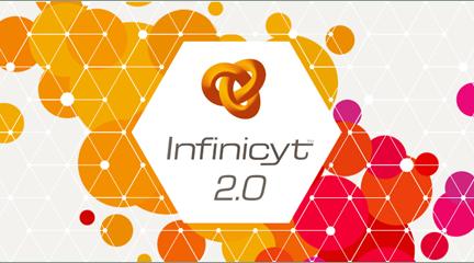 Infinicyt 2.0 logo