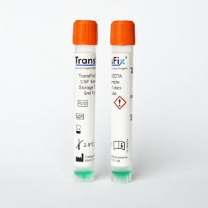 TransFix/EDTA CSF Sample Storage Tubes